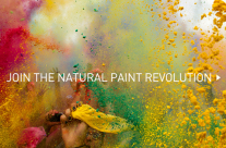 Natural paint revolution